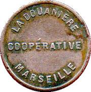 5 Centimes - Coopérative La Douanière (Marseille) – obverse