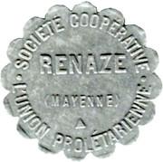 1.5 Kg - Societé coopérative Renaze (Mayenne) – obverse