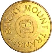 1 Trip - Rocky Mount Transit (Rocky Mount, NC) – obverse