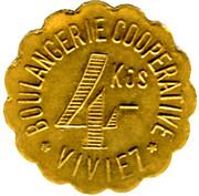 4 Kilos - Boulangerie Coopérative (Viviez) – reverse
