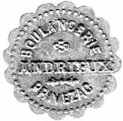 7 Kilos - Boulangerie Andrieux (Privezac) – obverse
