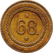 10 Centimes (68.) – reverse