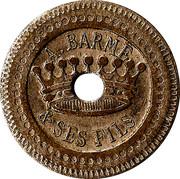 10 Centimes - A. Barme & ses fil – obverse