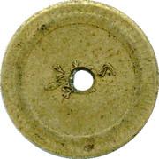 20 Centimes - A Consommer (Lizard) – reverse