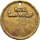 Hotel Tour Khalef – obverse