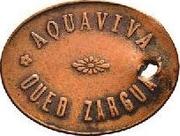 10 Centimes - Aquaviva Oued Zargua – obverse