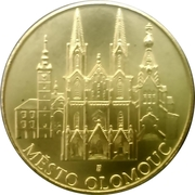 Mint Set Token 2016 - Olomouc Region – obverse