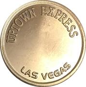 1 Bus Ride - Uptown Express (Las Vegas, NV) – obverse