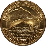 Dockside Trading Co – obverse