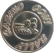 Coin Casino Bally – obverse