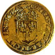 Counter Token - Louis IV (Nuremberg; Conrad Lauffer) – reverse