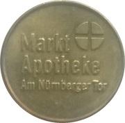 Plus Taler - Markt Apotheke Am Nürnberger Tor – obverse