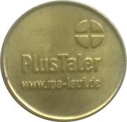 Plus Taler - Markt Apotheke Am Nürnberger Tor – reverse