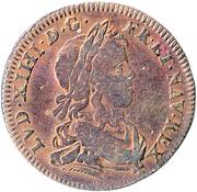 Token - Louis XIV (Conseil du Roi) – obverse