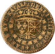 Token - Henri IIII (Erunt duo incarne una) – obverse