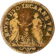 Token - Henri IIII (Erunt duo incarne una) – reverse
