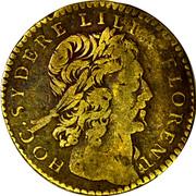 Token - Louis XIII (Hoc Sydere Lilia Florent) – reverse