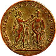 Token - Louis XV (Pacis Firmandae Ereptum Pignus) – reverse