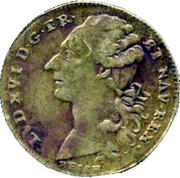Token - Louis XVI (Optimo Principi) – obverse