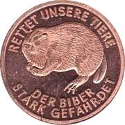 Token - Bund (Beaver) – obverse