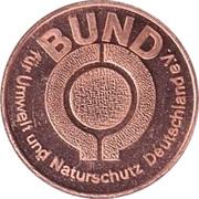Token - Bund (Beaver) – reverse