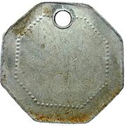 VILLE D'AMIENS 1929 – reverse