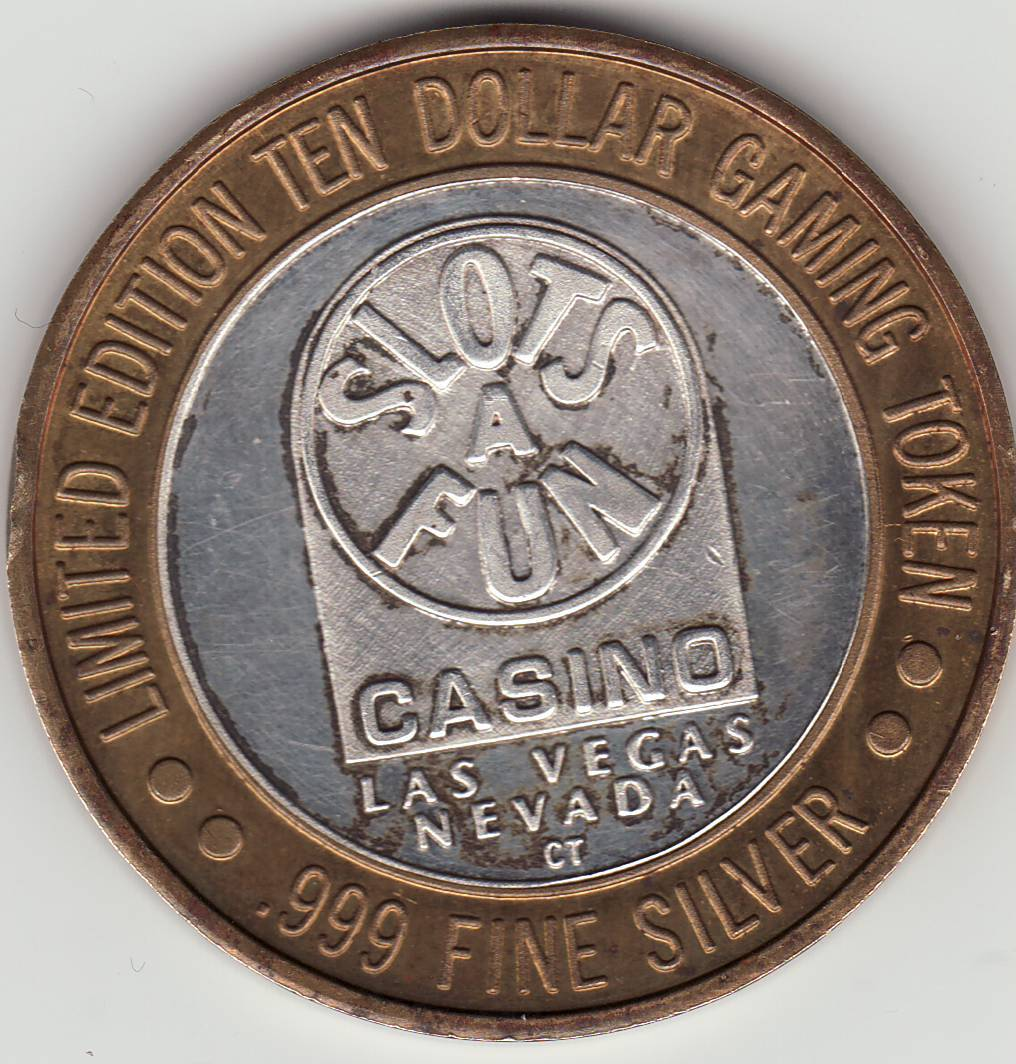 casino gaming tokens