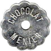 5 Centimes - Chocolat Meunier - Noisiel [77] – obverse
