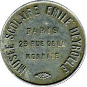 10 Centimes - Musée Scolaire Emile Deyrolle - Paris [75] – obverse