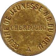 5 Centimes - N.D DU VOEU CHERBOURG 50 – obverse