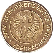 Token - ADAC Niedersachsen – reverse