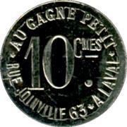10 Centimes - Au Gagne Petit - Laval [53] – reverse