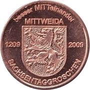 Token - Erste Bank (Mittweida) – reverse