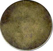 25(50) Centimes - C. Garnier Apprets - Lyon [69] – obverse