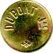 20 Centimes Dupont Jne - Paris [75] – obverse