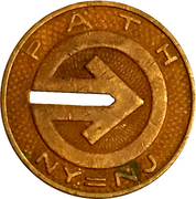 1 Fare - Port Authority Trans-Hudson (Manhattan, New York) – obverse