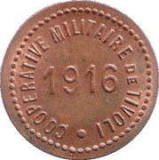 10 Centimes - Bourges 18 – obverse
