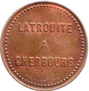 20 Centimes - Cantine de Nacqueville 50 – obverse