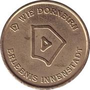Parking Token - Stadt Dornbirn – reverse