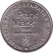 Parking Token - Stadt Herzogenrath – obverse