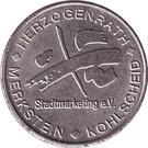 Parking Token - Stadt Herzogenrath – reverse