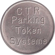 Parking Token - CTR – obverse