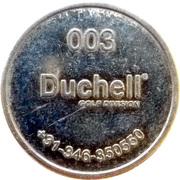 Token - Duchell 003 – obverse