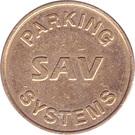 Parking Token - SAV – obverse