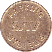 Parking Token - SAV – obverse