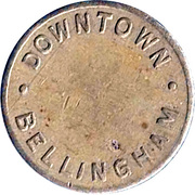 Parking Token - Bellingham – obverse