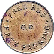 Parking Token - Bellingham – reverse