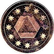 Token - Zodiac (Pisces) – reverse