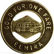 1 Fare - N.Y.S.E. & G. Corp. (Elmira, NY) – reverse