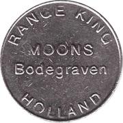 Token - Range King (Bodegraven) – obverse